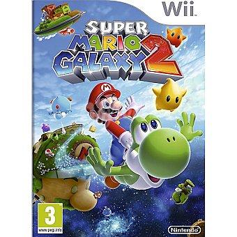 WII Wii videojuego Super Galaxy 2  1 Unidad
