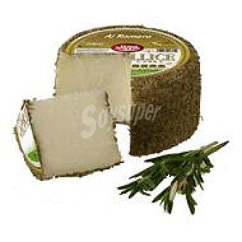 Caprillice Queso semicurado de cabra al romero mini pieza 425 G 425 g