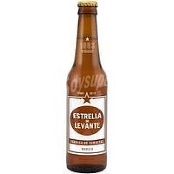 Estrella Levante Cerveza clásica 50 Aniversario Lata 33 cl