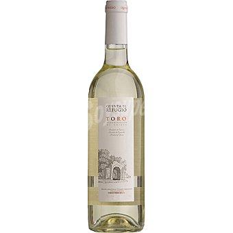 QUINTA EL REFUGIO Vino blanco D.O. Toro elaborado para grupo El Corte Inglés Botella 75 cl
