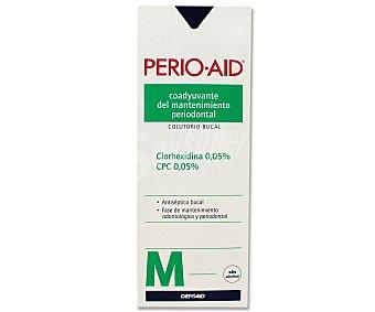 Perio Aid Enjuague bucal especial para el mantenimiento periodontal 500 mililitros