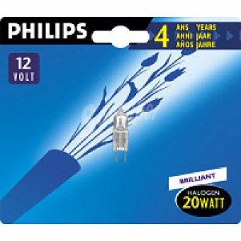 Halogena Bipin 20w Phili