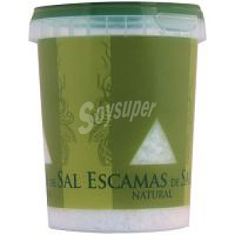 MARYSALT Escamas de sal natural Tarrina 200 g