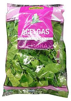 Acelgas frescas Bolsa de 200 g