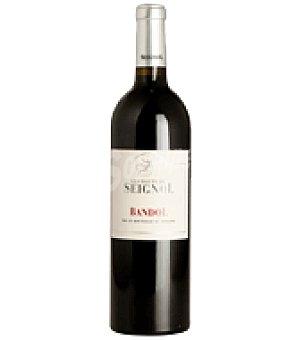Les Hauts de Seignol Vino tinto francés Bandol 75 cl