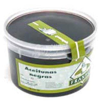 Eroski Aceitunas negras 300 g