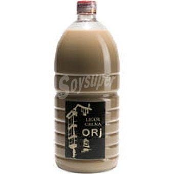 D. ortega Licor de crema de orujo Garrafa 2 litros