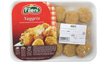 Fileni Nuggets de Pollo 245 GRS