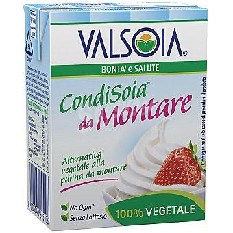 VALSOIA Condisoia Alternativa vegetal a la nata para montar Envase 200 ml