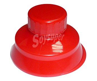Pincho Tapa de plástico para latas, con tapón de rosca para usar la lata como  Botella 1 unidad