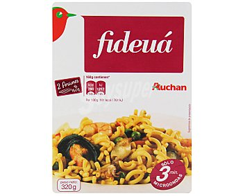 Auchan Fideuá 350 gr