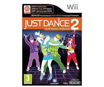 Nintendo Just Dance 2 Wii 1 unidad