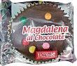 Surtido granel magdalena al chocolate con disquitos 1 u Hacendado