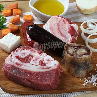 Carrefour Preparado para cocido Bandeja de 450.0 g.