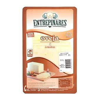 Entrepinares Queso barra lonchas oveja Paquete 220 g (10 u)