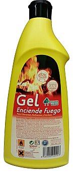 BOSQUE VERDE Enciende fuego gel BOTE 500 cc