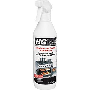 HG Limpiador de hornos y asadores pistola 500 ml