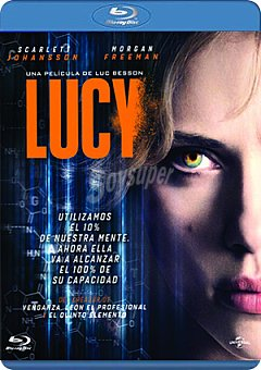 PARAMOUNT Lucy Blu-Ray 1 ud