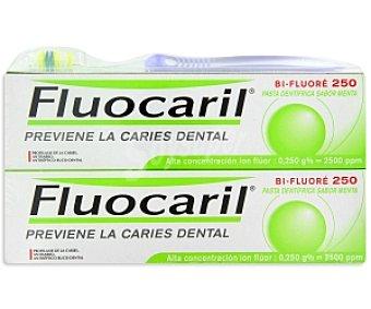 FLUOCARIL Dentífrico biluore 2 Unidades de 125 Mililitros