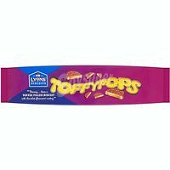 TOFFYPOPS Galleta de chocolate Paquete 120 g