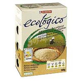 Eroski Arroz ecologico Caja 500 g