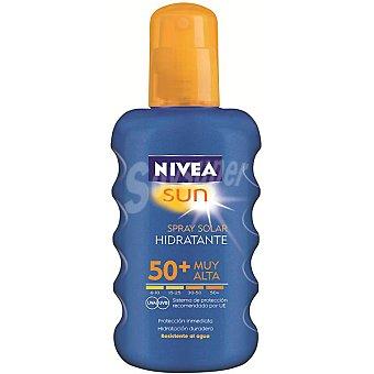 Nivea Sun Espray solar hidratante FP-50+ resistente al agua Sun Spray 200 ml