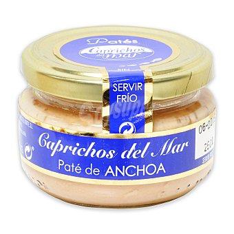 Caprichos Del Mar Paté de de anchoa 110 g