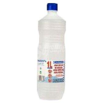 Eroski Agua Destilada 1l Eroski Botella 1 litro