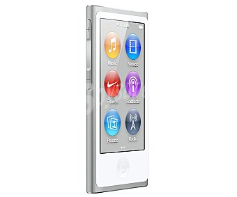 IPOD NANO PLATA Reproductor MP4 16GB