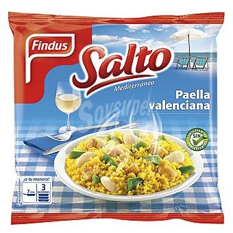 Findus Paella valenciana Salto Bolsa 700 g
