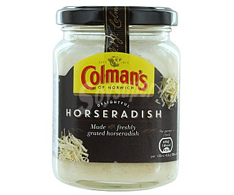 Colmans Salsa de rábano picante 250 gramos