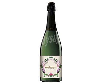 Matahermosa Vino espumoso brut nature elaborado por el método tradicional Cjampagnoise Botella de 75 cl