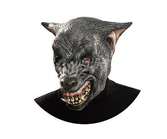 MY OTHER ME Complemento para disfraz Halloween, máscara de cara completa Hombre Lobo Máscara Hombre lobo