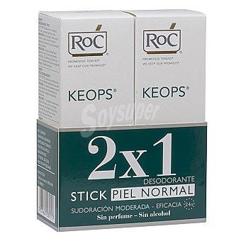 RoC Duplo desodorante en Stick Keops 80 ml