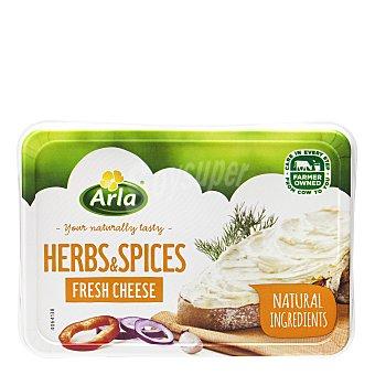 Arla Queso para untar a las finas hierbas Tarrina 150 g