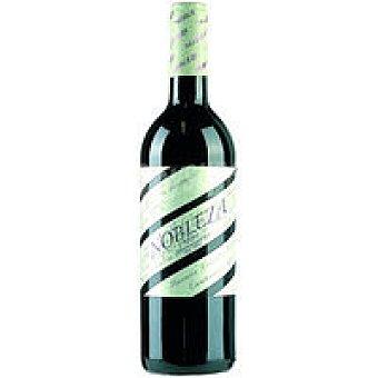 Nobleza Vino Tinto Joven Rioja Botella 75 cl