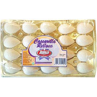 BLANCO Cascarillas rellenas Estuche 215 g