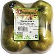 Manzana reineta verde ecológica peso aproximado Bandeja 800 g E.sanchez