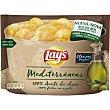 Clásicas patatas fritas mediterraneas 100% aceite de oliva (Nueva bolsa-bol) envase 175 g Lay's