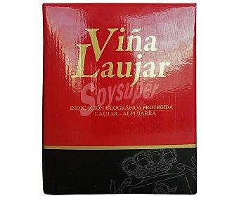 Viña Laujar Vino tinto con IGP Lujar-Alpujarra 5 l