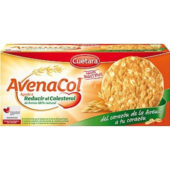 Cuétara Galleta tipo digestive Avenacol paquete de 300 g