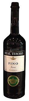 Real Tesoro Fino jerez seco Botella 750 cc