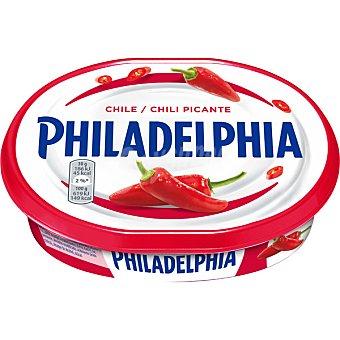 Philadelphia Crema de queso para untar con chili picante envase 150 g envase 150 g