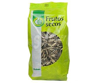 Productos Económicos Alcampo Pipas de girasol tostadas aguasal Bolsa de 250 gramos
