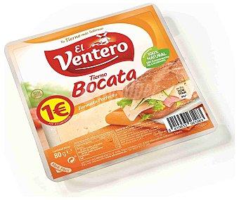 El Ventero Queso tierno bocata Bandeja 80 g