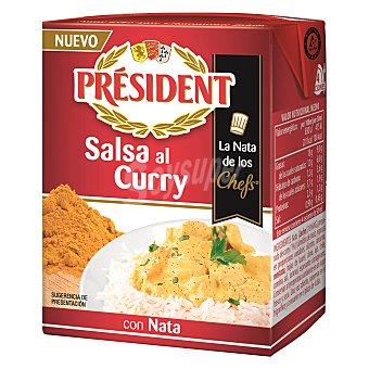 Président Salsas con curry 200 ml