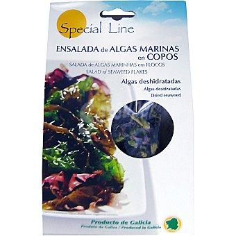 Special Line Ensalada de algas marinas deshidratadas en copos Envase 25 g