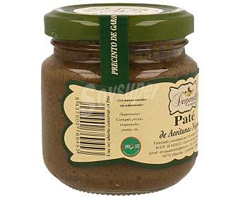 Despensa la Nuestra Paté de aceitunas negras 130 gramos