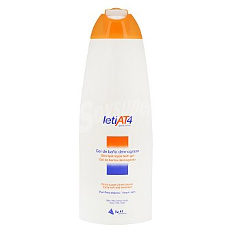 Leti Leti At-4 Gel de Baño Dermograso 750 ml
