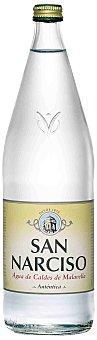 San Narciso Agua con gas Botella de 1 l